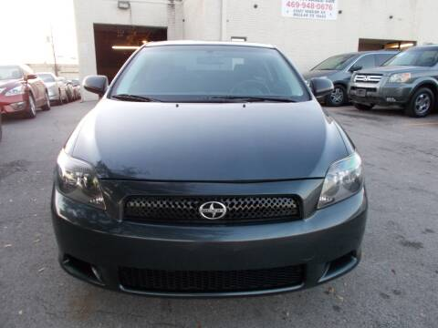 2008 Scion tC for sale at ACH AutoHaus in Dallas TX