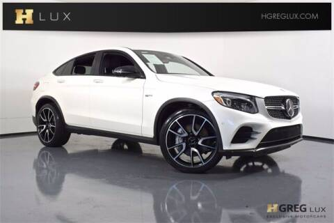 2019 Mercedes-Benz GLC for sale at HGREG LUX EXCLUSIVE MOTORCARS in Pompano Beach FL