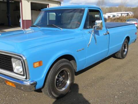 1971 Chevrolet C/K 20 Series for sale at Haggle Me Classics in Hobart IN