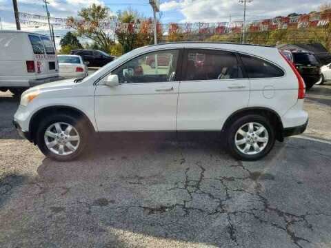 2007 Honda CR-V for sale at Knoxville Wholesale in Knoxville TN