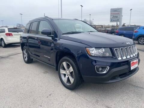 2017 Jeep Compass for sale at Mann Chrysler Dodge Jeep of Richmond in Richmond KY