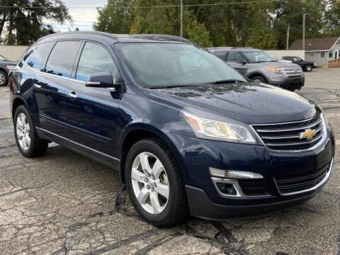2016 Chevrolet Traverse for sale at Miller Auto Sales in Saint Louis MI