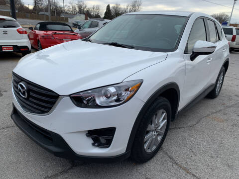 2016 Mazda CX-5 for sale at New To You Motors in Tulsa OK