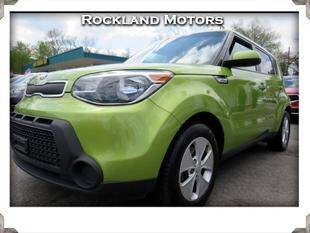 2016 Kia Soul for sale at Rockland Automall - Rockland Motors in West Nyack NY