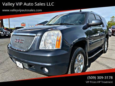 2007 GMC Yukon for sale at Valley VIP Auto Sales LLC in Spokane Valley WA