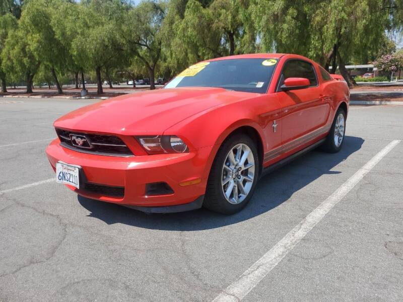 2011 Ford Mustang for sale at ALL CREDIT AUTO SALES in San Jose CA