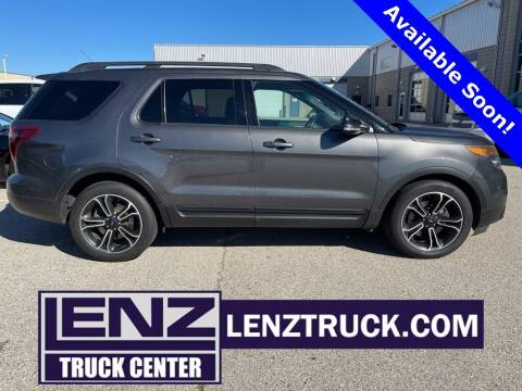 2015 Ford Explorer for sale at Lenz Auto - Coming Soon in Fond Du Lac WI