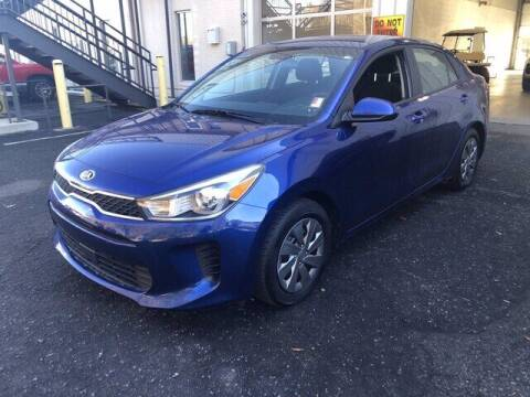 2020 Kia Rio for sale at Credit Union Auto Buying Service in Winston Salem NC