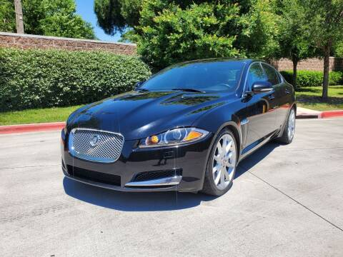 2012 Jaguar XF for sale at International Auto Sales in Garland TX