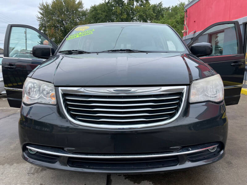 2011 Chrysler Town and Country for sale at Carmen's Auto Sales in Hazel Park MI