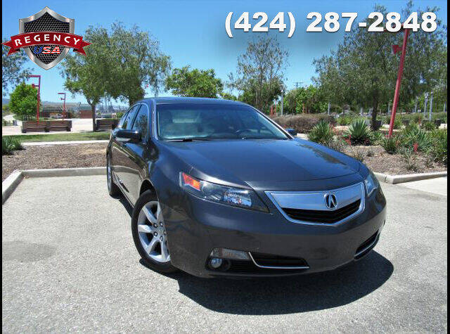 2012 Acura TL for sale in Wilmington, CA