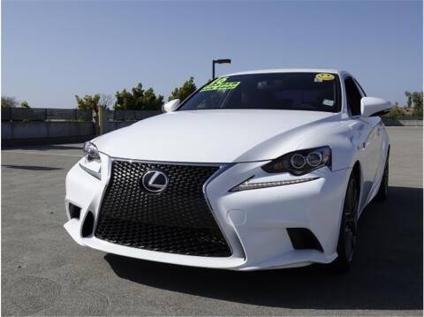 2016 Lexus IS 200t for sale at BAY AREA CAR SALES in San Jose CA