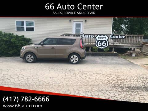 2014 Kia Soul for sale at 66 Auto Center in Joplin MO