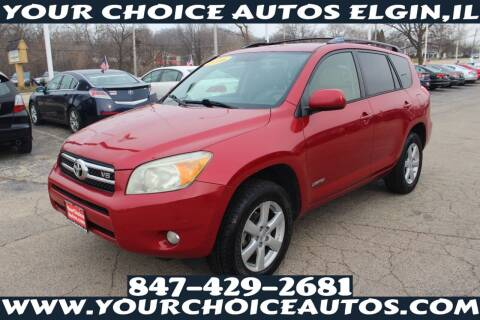 2006 Toyota RAV4 for sale at Your Choice Autos - Elgin in Elgin IL