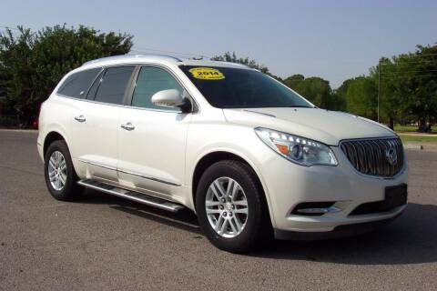 2014 Buick Enclave for sale at Park N Sell Express in Las Cruces NM