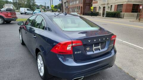 2015 Volvo S60 for sale at Southbridge Street Auto Sales in Worcester MA