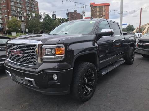 2015 GMC Sierra 1500 for sale at Real Auto Shop Inc. in Somerville MA