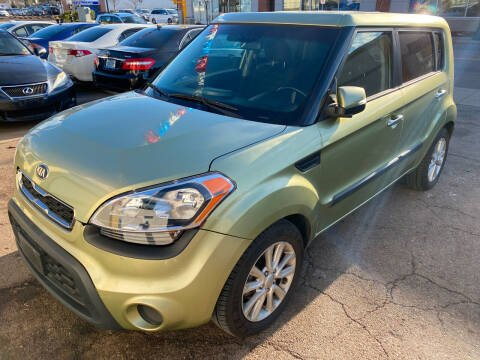 2013 Kia Soul for sale at Polonia Auto Sales and Service in Hyde Park MA