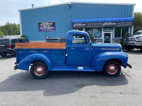 1946 Ford F-150 for sale at Platinum Auto in Abington MA