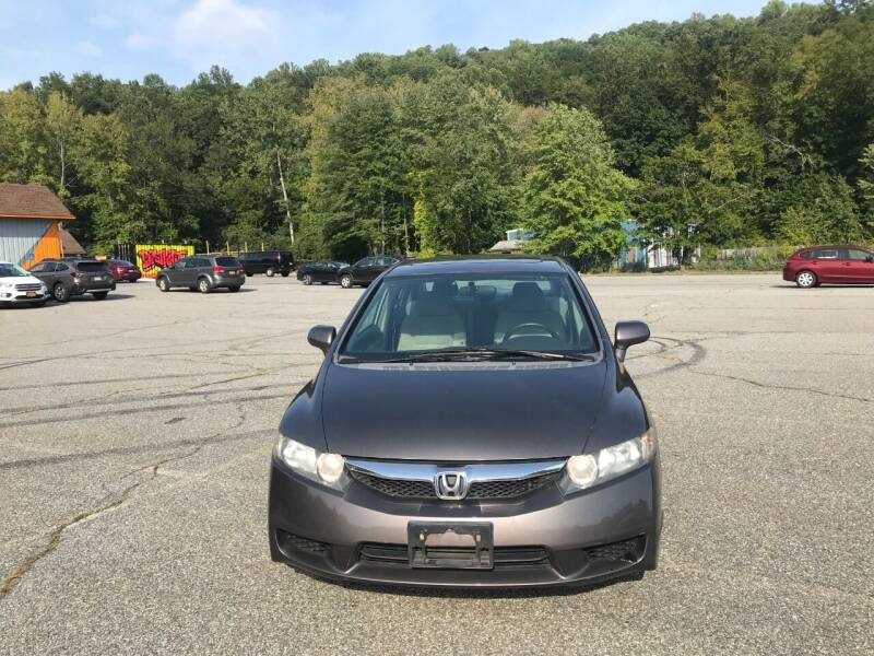 2009 Honda Civic for sale at Putnam Auto Sales Inc in Carmel NY