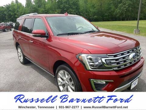 2019 Ford Expedition for sale at Oskar  Sells Cars in Winchester TN