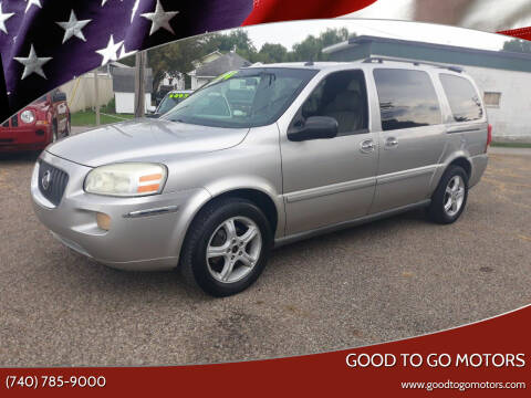 2005 Chevrolet Uplander for sale at Good To Go Motors in Lancaster OH
