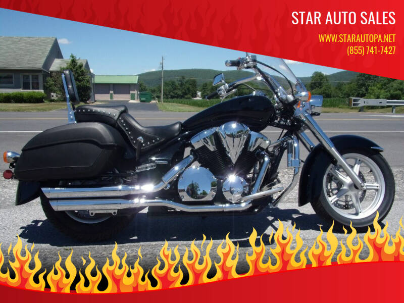 2012 Honda INTERSTATE for sale at Star Auto Sales in Fayetteville PA