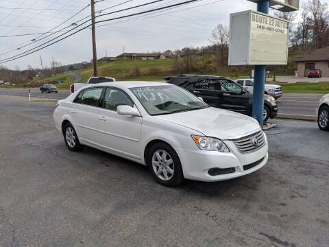2010 Toyota Avalon for sale at Route 22 Autos in Zanesville OH