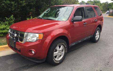 2011 Ford Escape for sale at Super Bee Auto in Chantilly VA