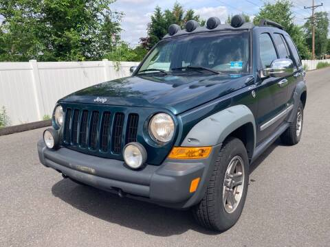 2005 Jeep Liberty for sale at Michaels Used Cars Inc. in East Lansdowne PA