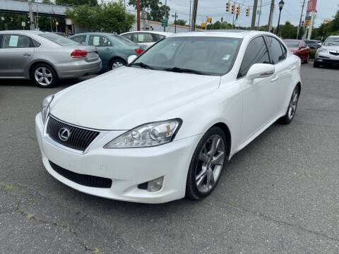 2009 Lexus IS 250 for sale at Starmount Motors in Charlotte NC
