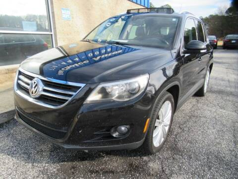 2011 Volkswagen Tiguan for sale at 1st Choice Autos in Smyrna GA
