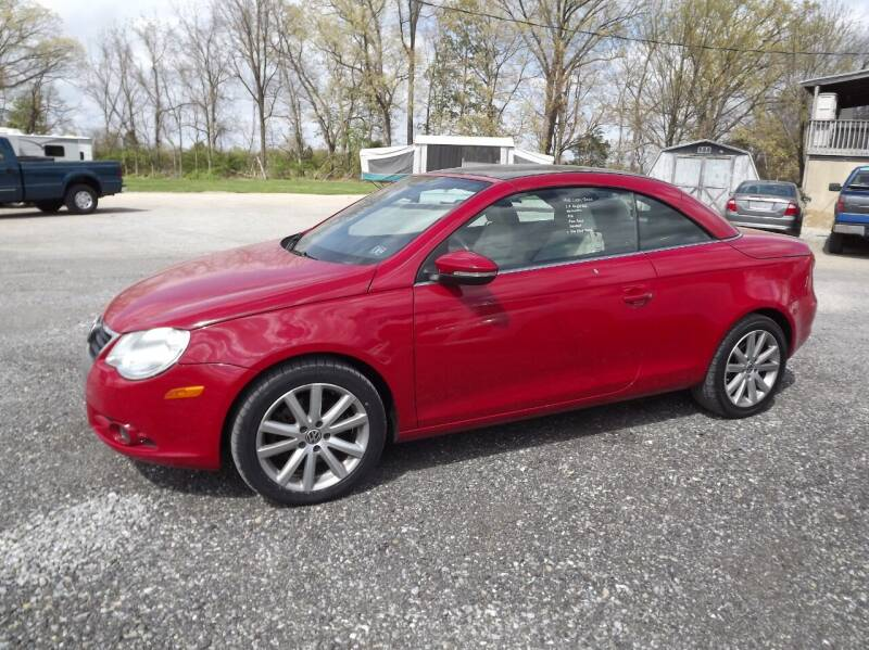 2009 Volkswagen Eos for sale at Country Side Auto Sales in East Berlin PA