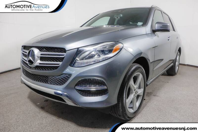2018 Mercedes-Benz GLE for sale in Farmingdale, NJ