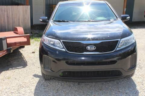 2014 Kia Sorento for sale at Bailey & Sons Motor Co in Lyndon KS