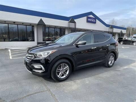 2018 Hyundai Santa Fe Sport for sale at Impex Auto Sales in Greensboro NC