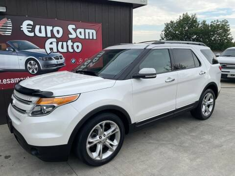 2013 Ford Explorer for sale at Euro Auto in Overland Park KS