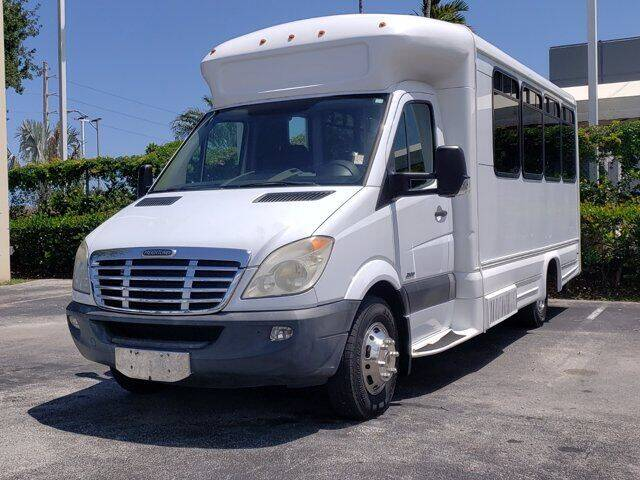 2012 Freightliner Sprinter Cab Chassis for sale in Miami Gardens, FL
