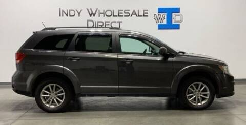 2017 Dodge Journey for sale at Indy Wholesale Direct in Carmel IN