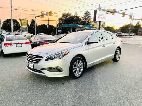 2015 Hyundai Sonata for sale at LotOfAutos in Allentown PA