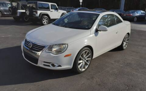 2007 Volkswagen Eos for sale at Mathews Used Cars, Inc. in Crawford GA