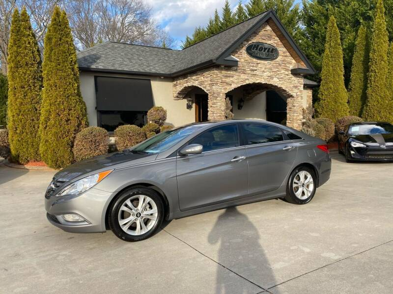 2013 Hyundai Sonata for sale at Hoyle Auto Sales in Taylorsville NC