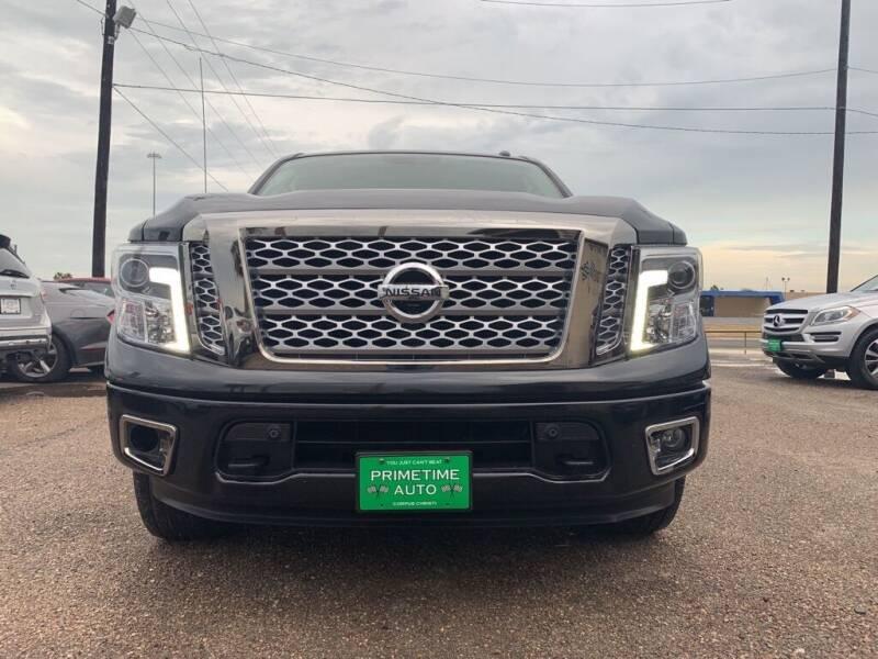 2017 Nissan Titan for sale at Primetime Auto in Corpus Christi TX