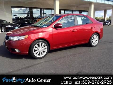 2010 Kia Forte for sale at PARKWAY AUTO CENTER AND RV in Deer Park WA