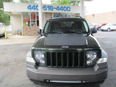 2010 Jeep Liberty for sale at Elite Auto Sales in Willowick OH
