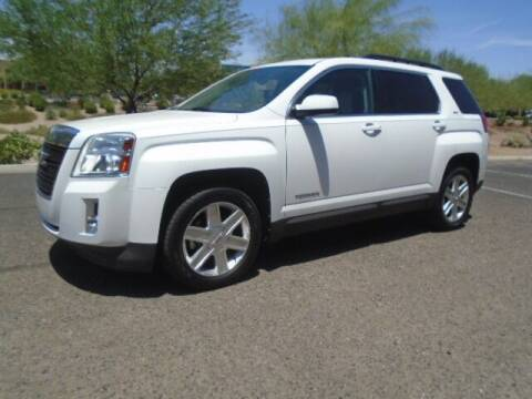 2011 GMC Terrain for sale at COPPER STATE MOTORSPORTS in Phoenix AZ
