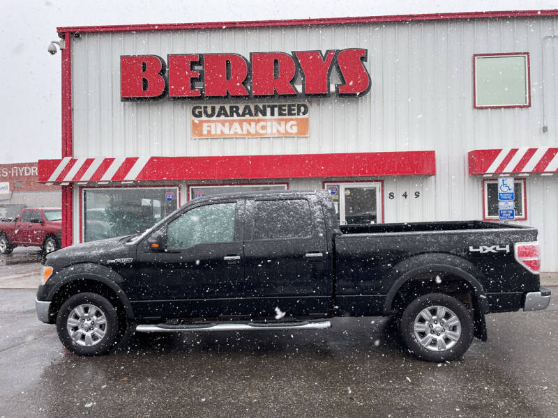 2009 Ford F-150 for sale at Berry's Cherries Auto in Billings MT