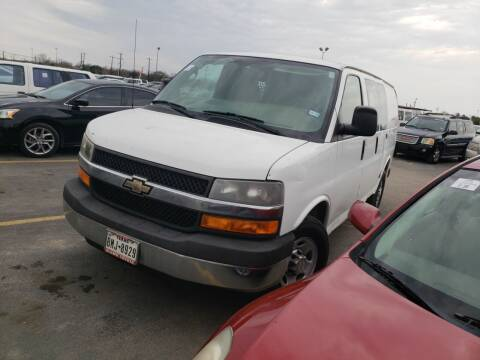 2012 Chevrolet Express Cargo for sale at C.J. AUTO SALES llc. in San Antonio TX