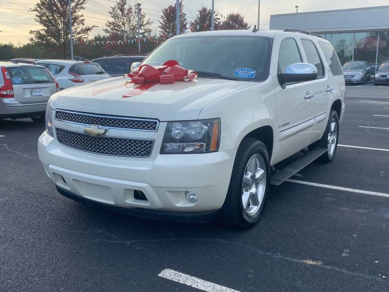 2008 Chevrolet Tahoe for sale at Charlotte Auto Group, Inc in Monroe NC