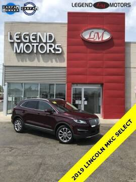 2019 Lincoln MKC for sale at Legend Motors of Ferndale in Ferndale MI